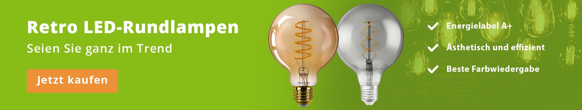 BL Retro LED bulbs DE B0123