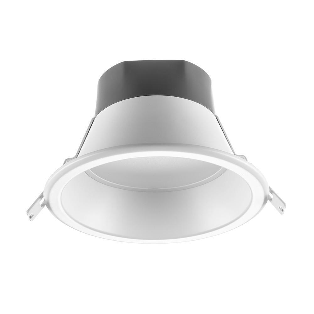 Noxion LED Deckenstrahler Vero Alu 4000K 1200 Lumen Ø150mm
