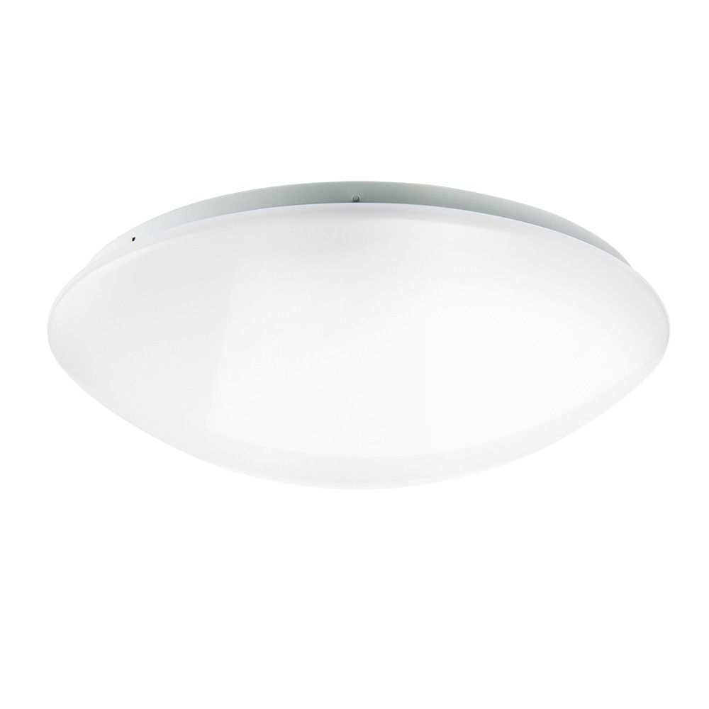 Noxion LED-Wand- und Deckenleuchte Corido IP44 840 18W | inkl. Sensor - Ersatz für 2x18W