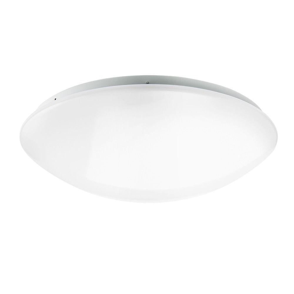 Noxion LED-Wand- und Deckenleuchte Corido Wandhalterung / Deckenmontage 22W 3000K   Ersatz für 2x26W -  Sensor