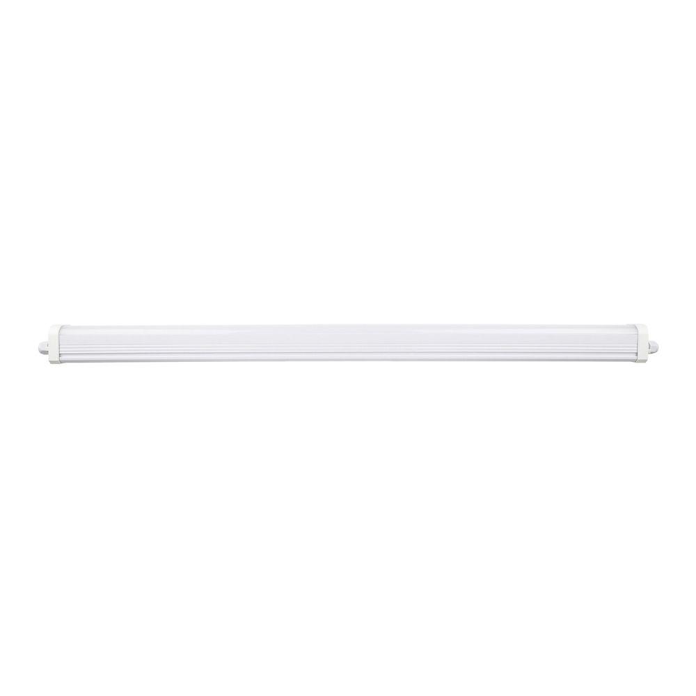 Noxion LED Wasserdicht Deckenleuchte Ecowhite V2.0 24W 4000K IP65 120cm | Ersatz für 1x36W