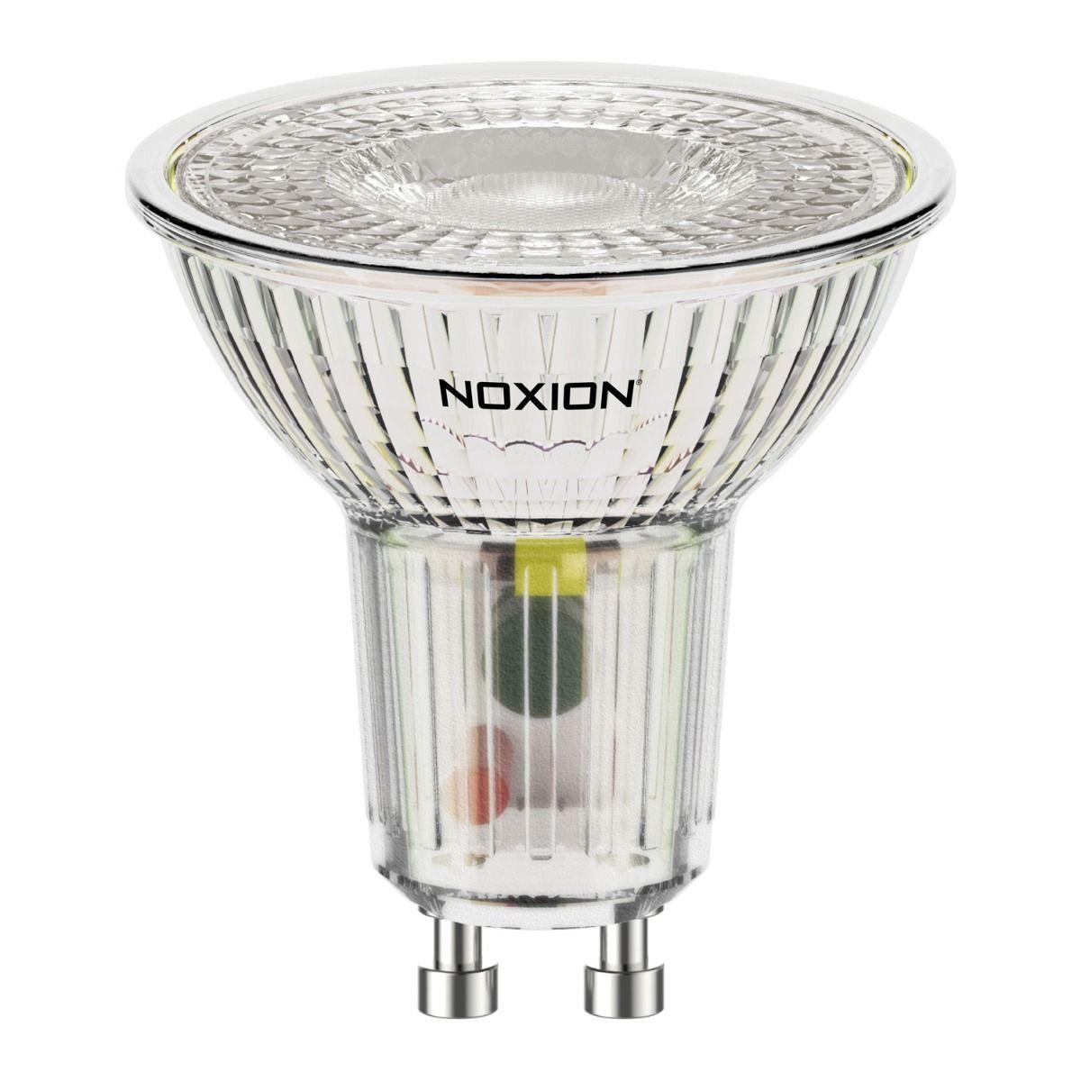 Noxion LED-Spot GU10 3.7W 840 36D 270lm   Kaltweiß - Ersatz für 35W
