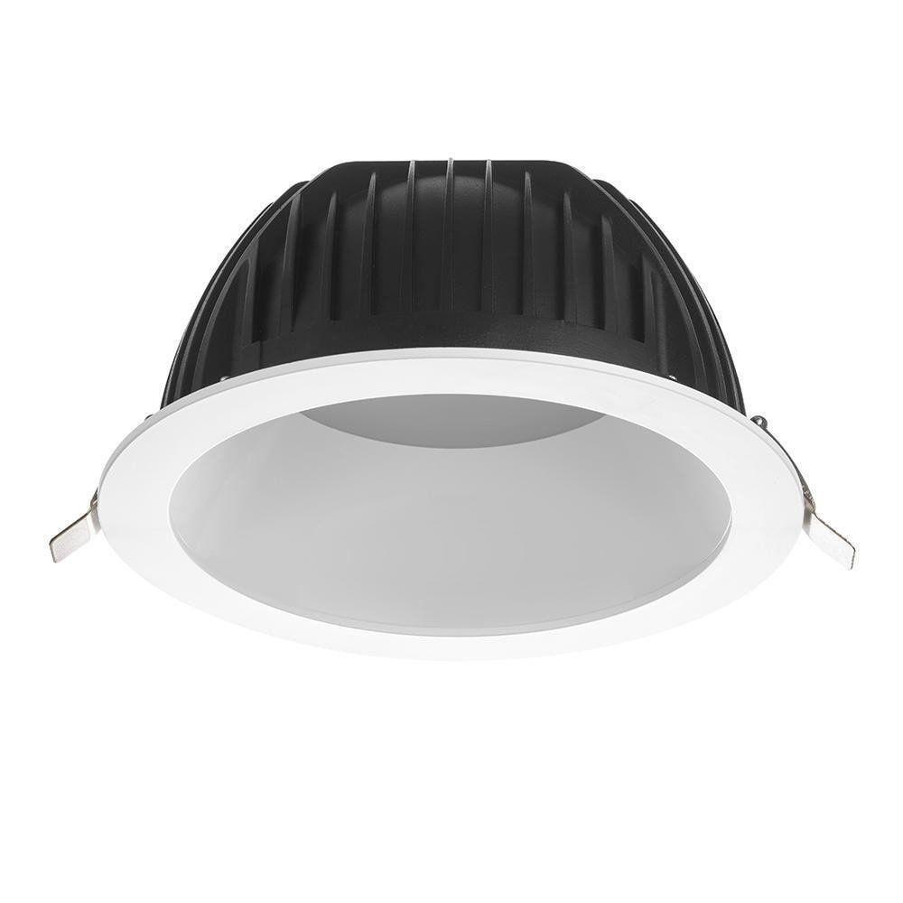 Noxion LED Deckenstrahler Opto IP40 3000K 1200 Lumen Ø120mm | DALI Dimmbar