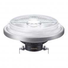 Philips LEDspot LV G53 AR111 12V 20W 830 24D (MASTER) | 1200 Lumen - Dimmbar - Ersatz für 100W