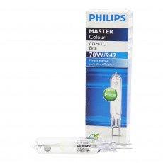 Philips MASTERColour CDM-TC Elite 70W 942 G8.5 | 7450 Lumen - Höchste Farbwiedergabe