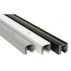 3 phase railsystem - 1m - Schwarz