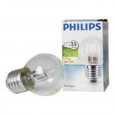 Philips EcoClassic Lustre 42W E27 230V P45 Klar