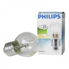 Philips EcoClassic Lustre 28W E27 230V P45 Klar