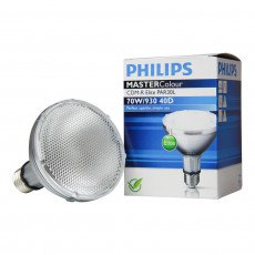 Philips MASTERColour CDM-R Elite 70W 930 E27 PAR30L 40D | 5100 Lumen - Höchste Farbwiedergabe
