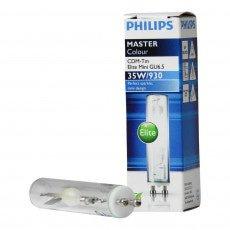 Philips MASTERColour CDM-Tm Elite Mini 35W 930 GU6.5 | 3900 Lumen - Höchste Farbwiedergabe