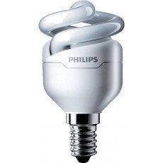 Philips Tornado T2 Spiral 5W 827 E14 | 300 Lumen