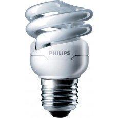 Philips Tornado T2 Spiral 8W 827 E27 | 510 Lumen