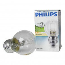 Philips EcoClassic Lustre 18W E27 230V P45 Klar