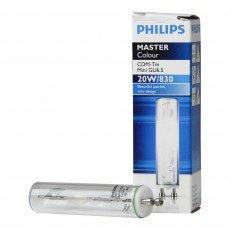 Philips MASTERColour CDM-Tm Mini 20W 830 GU6.5 | 1800 Lumen