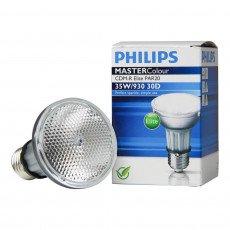 Philips MASTERColour CDM-R Elite 35W 930 E27 PAR20 30D | 2040 Lumen - Höchste Farbwiedergabe