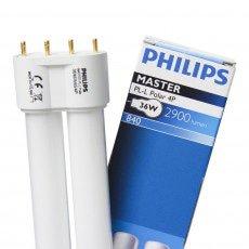 Philips PL-L Polar 36W 840 4P (MASTER) | 2900 Lumen - 4-Pins