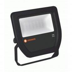 Ledvance LED-Scheinwerfer 20W 3000K 2100 Lumen IP65 Schwarz   Symmetrisch - Ersatz für 50W
