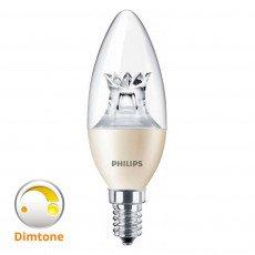 Philips LEDcandle E14 DimTone (MASTER) | Dimmbar