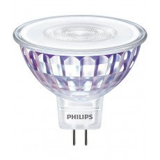 Philips LEDspot VLE GU5.3 MR16 7W 827 60D (MASTER) | 621 Lumen - Dimmbar - Ersatz für 50W