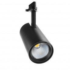 Noxion LED Schienenstrahler 3-Phase Accento 35W 930 36D Schwarz | Höchste Farbwiedergabe - Ersatz für 35 & 70W CDM