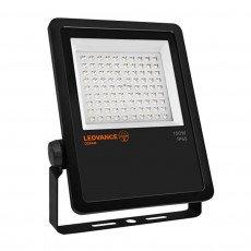 Ledvance LED-Scheinwerfer 150W 4000K 15000 Lumen IP65 Schwarz   Asymmetrisch - Ersatz für 400W