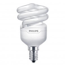 Philips Tornado T2 Spiral 12W 827 E14 | 741 Lumen