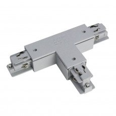 3 phase T-connector V earth left - Metal