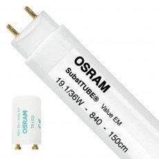 Osram SubstiTUBE Value EM T8 LED Röhren | mit LED-Starter