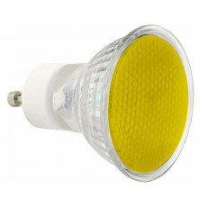Sylvania Hi-Spot ES50 50W 25D WFL GU10 Yellow