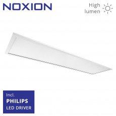Noxion LED Panel Pro HighLum 30x120cm 3000K 43W UGR<19   5000 Lumen - Ersatz für 2x36W