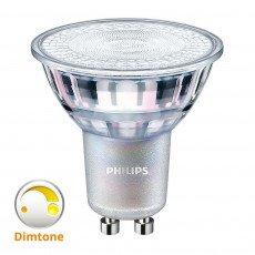 Philips LEDspot MV Value GU10 4.9W 927 36D (MASTER) | Höchste Farbwiedergabe - DimTone Dimmbar - Ersatz für 50W