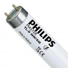 Philips TL-D 36W 840 Super 80 (MASTER)   120cm - 3350 Lumen