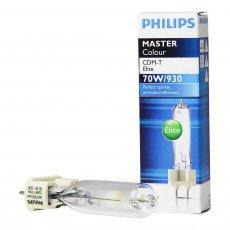 Philips MASTERColour CDM-T Elite 70W 930 G12   7800 Lumen - Höchste Farbwiedergabe