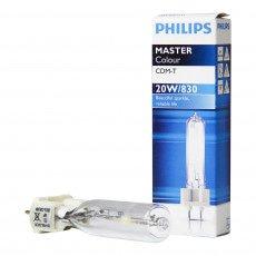 Philips MASTERColour CDM-T 20W 830 G12   1800 Lumen