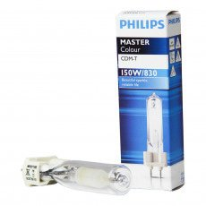Philips MASTERColour CDM-T 150W 830 G12 | 13600 Lumen