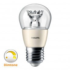 Philips LEDlustre E27 (MASTER) | DimTone Dimmbar
