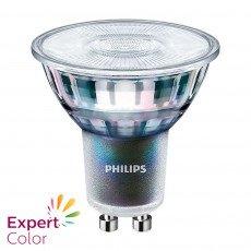 Philips LEDspot ExpertColor GU10 3.9W 927 25D (MASTER) | Höchste Farbwiedergabe - 265 Lumen - Dimmbar - Ersatz für 35W