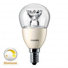 Philips LEDlustre E14 (MASTER) | DimTone Dimmbar