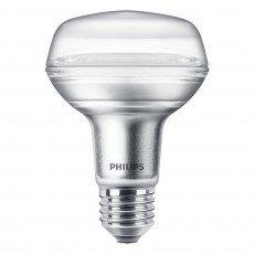 Philips CorePro LEDspot E27 Reflektor R80 8W 827 36D   670 Lumen - Ersatz für 100W