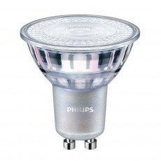 Philips LEDspot LV Value GU10 7W 830 36D (MASTER) | 590 Lumen - Dimmbar - Ersatz für 80W