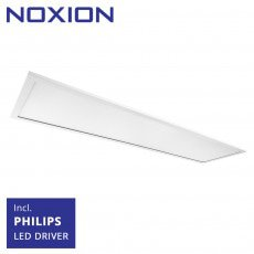 Noxion LED Panel Pro 30x120cm 33W 3000K UGR<19   3300 Lumen - Ersatz für 2x36W